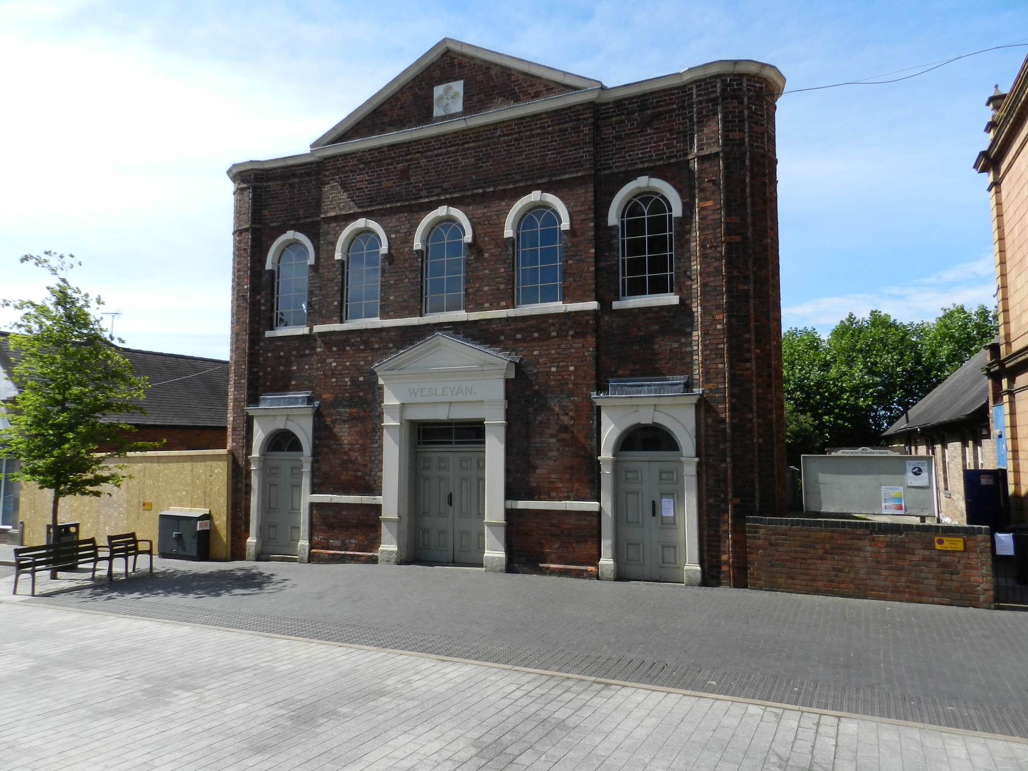 Church Sells at Derby Auction