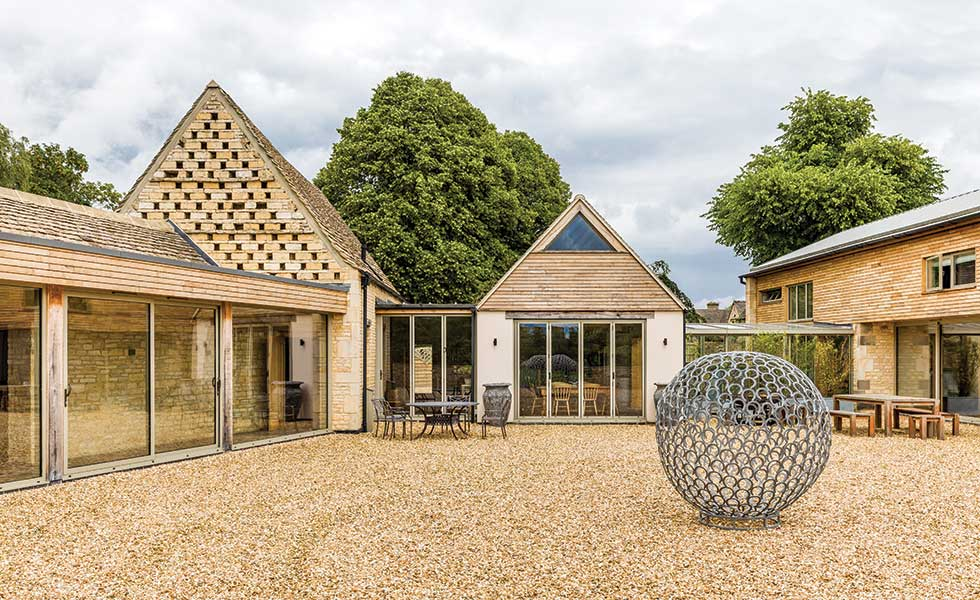 Cotswolds Barn Conversion