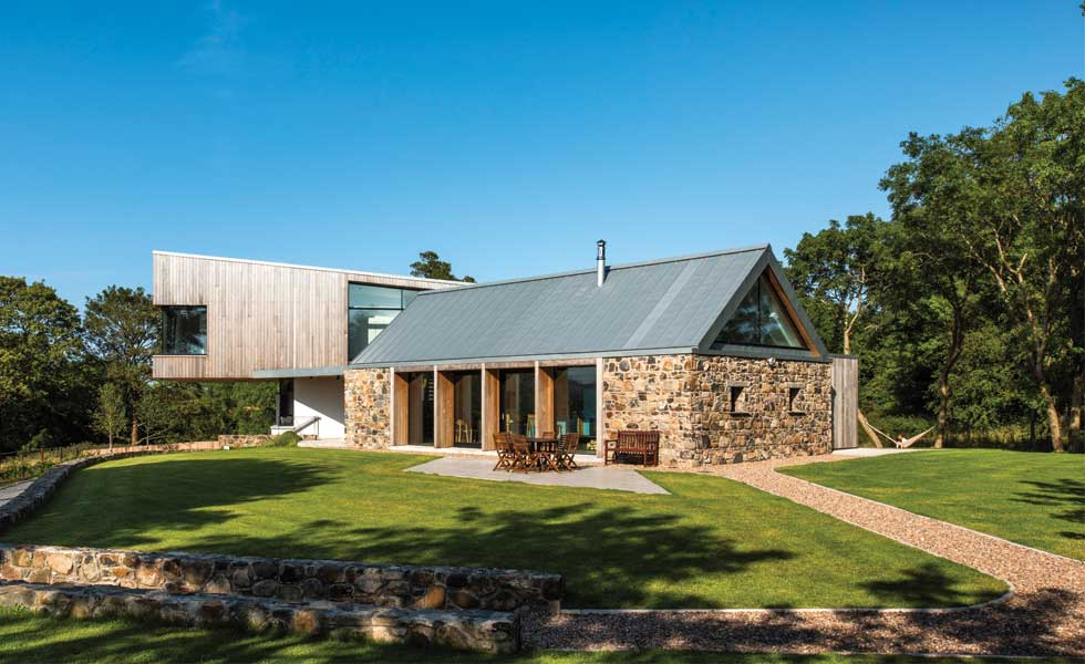 Barn Conversion and Cantilevered Extension