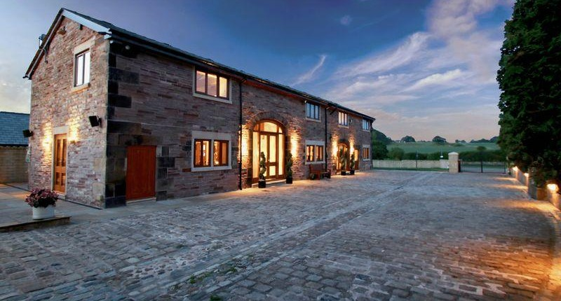 Converted Barn Near Chorley Cheshire