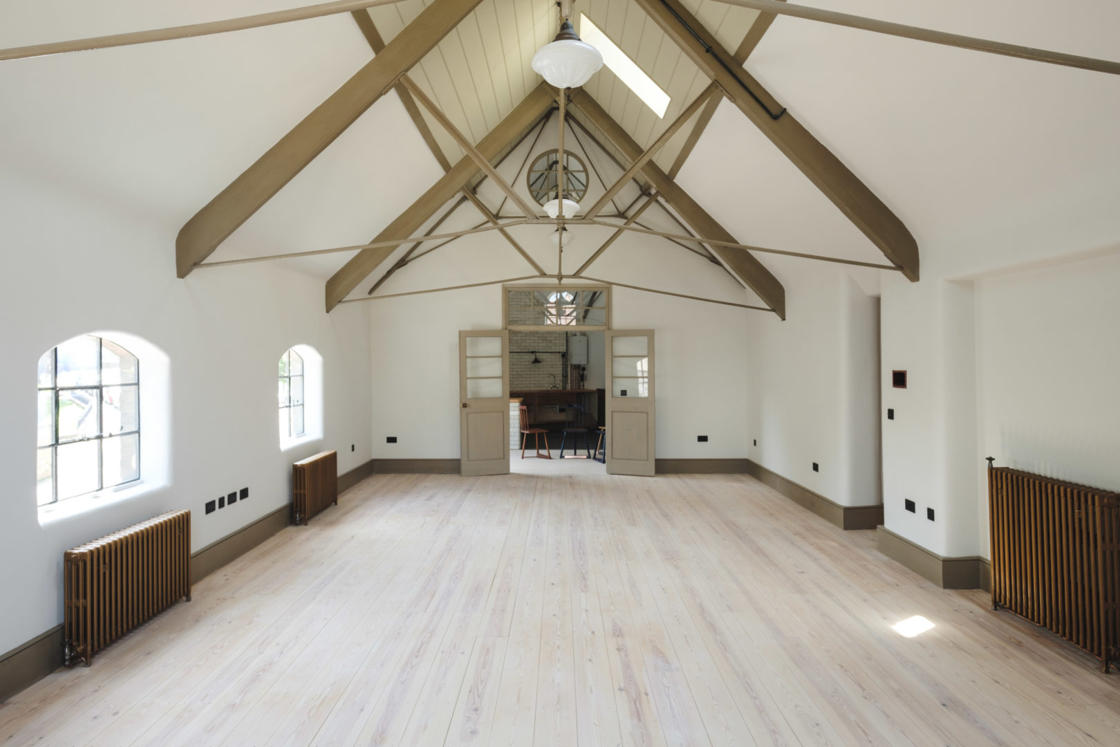 Converted Brewery Apartments In Rochester Kent