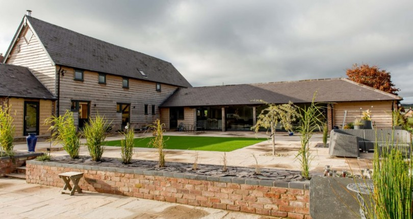 Home Farm, Barn Conversion, Shropshire