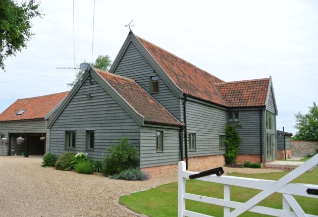 Sheppards Barn Conversion, Tunstall,Suffolk