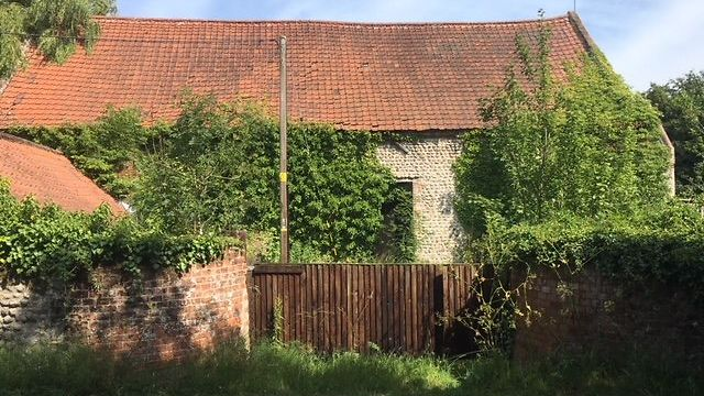 Barn Renovation Project, Two Barns For Sale, Norfolk